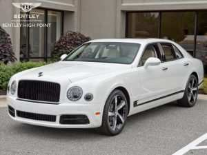 97 Best 2019 Bentley Mulsanne For Sale Price Design and Review