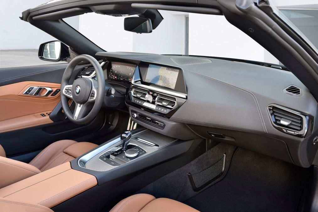 97 Best 2019 Bmw Z4 Interior Price Design And Review