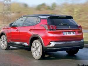 97 Best 2019 Peugeot 2008 Redesign and Review