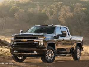 97 Best 2020 Chevrolet Build And Price Exterior