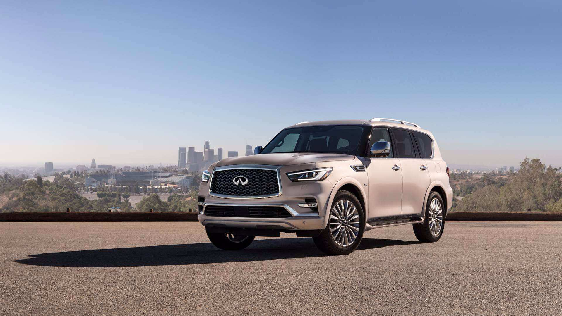 97 Best 2020 Infiniti Qx80 New Body Style Release Date And Concept