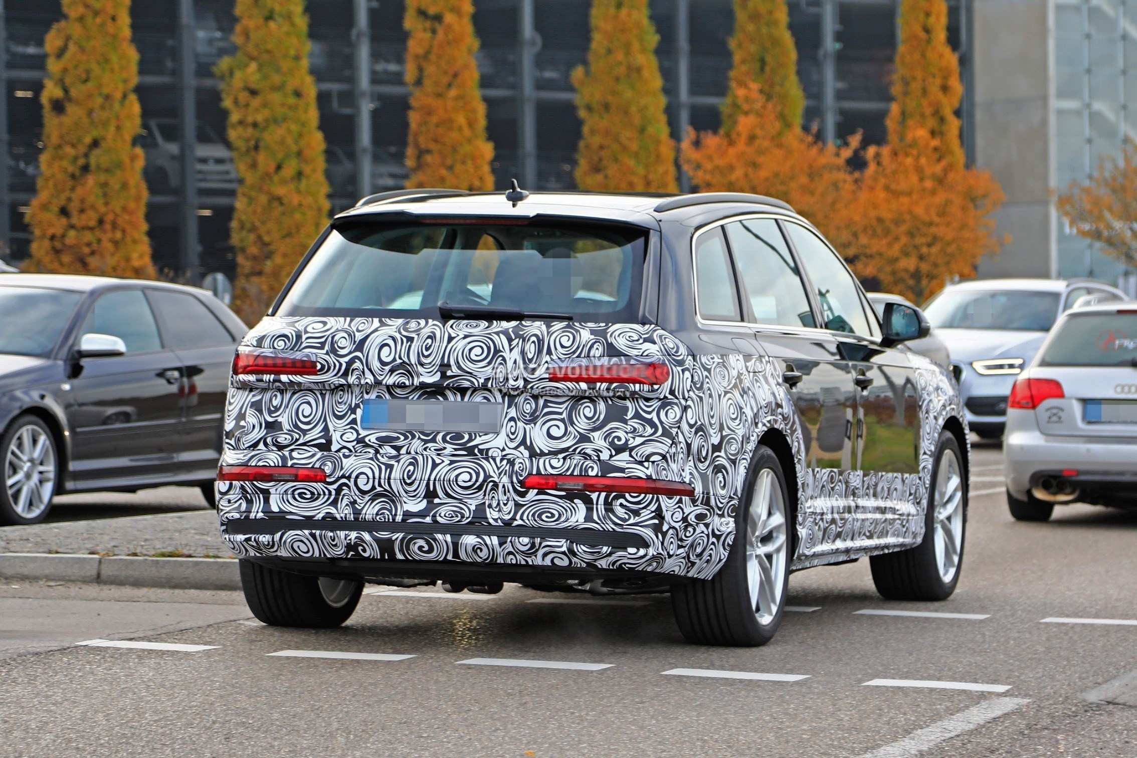 97 Best When Will The 2020 Audi Q7 Be Available Exterior