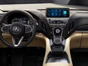 2019 Acura Rdx Photos