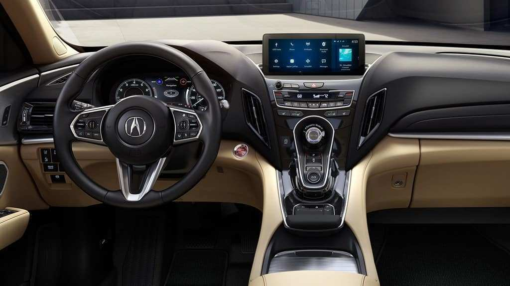 97 New 2019 Acura Rdx Photos First Drive