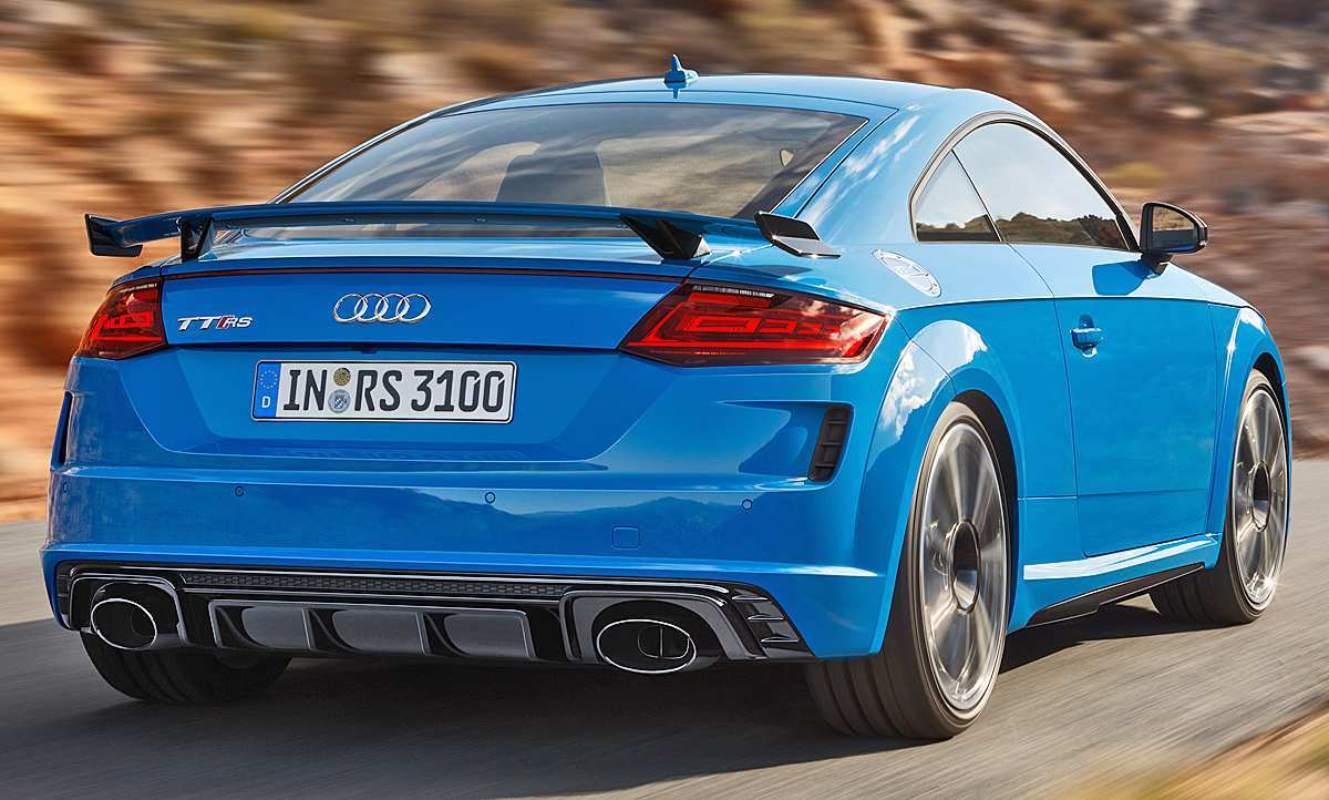 97 New 2019 Audi Tt Rs Redesign And Concept