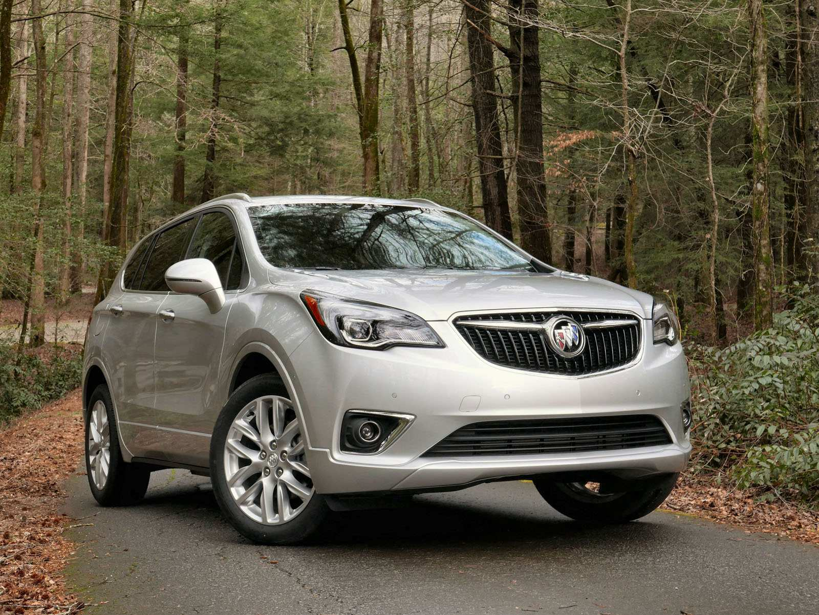 97 New 2019 Buick Envision Review Picture