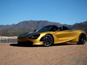 97 New 2019 Mclaren 720S Spider Speed Test