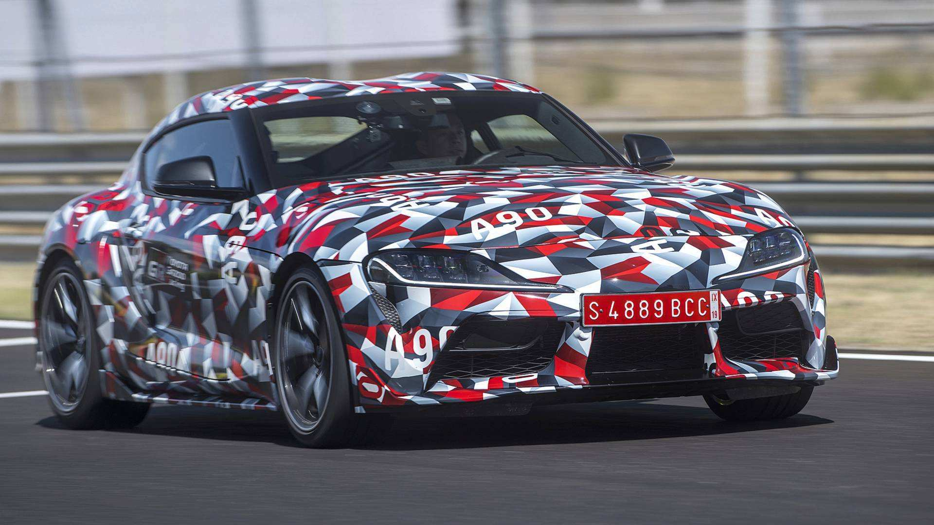 97 New 2019 Toyota Supra Engine Price Design and Review