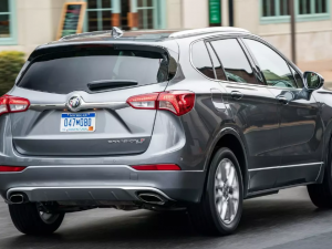 2020 Buick Envision Colors