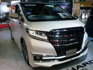 97 New 2020 Toyota Alphard Redesign and Review