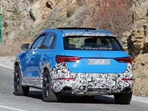 97 New Audi Sq3 2020 Review and Release date