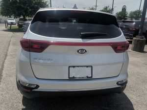 New Kia Jeep 2020