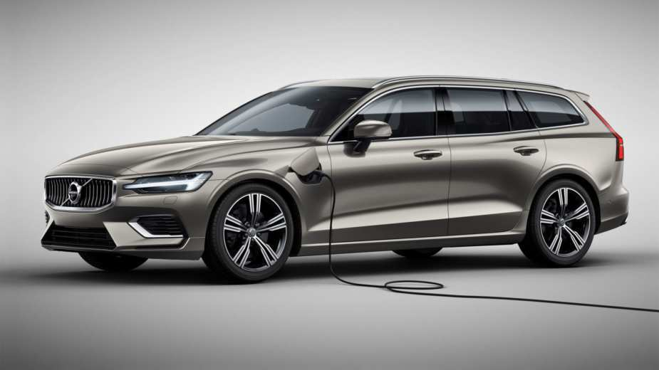 97 New Volvo Hibridos 2019 Review And Release Date