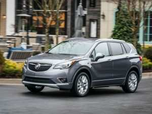 97 The 2019 Buick Envision Review Style