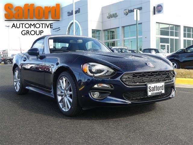 97 The 2019 Fiat 124 Spider Lusso Price Design And Review