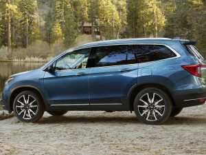 97 The 2019 Honda Pilot News Performance and New Engine