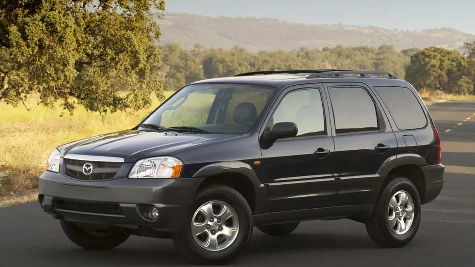 97 The 2019 Mazda Tribute New Review
