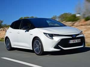 97 The 2019 New Toyota Corolla Redesign