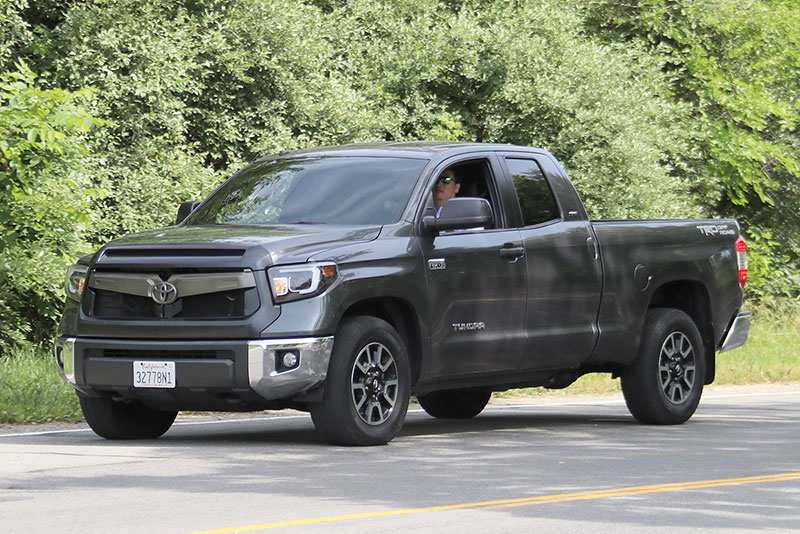 97 The 2019 Toyota Tundra Redesign Speed Test