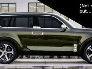 97 The 2020 Kia Telluride Release Date Price and Review