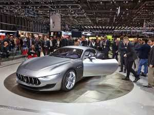 97 The 2020 Maserati Alfieri Specs and Review