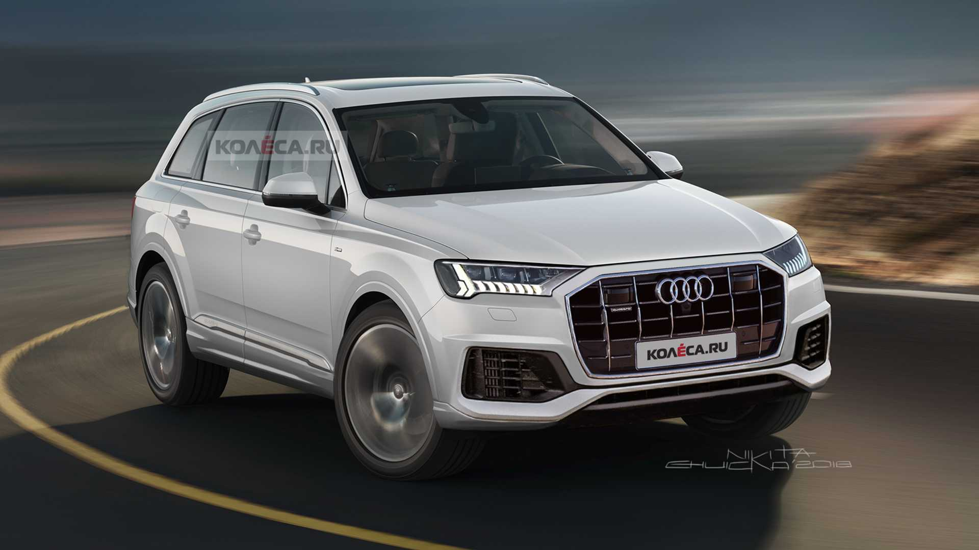 97 The Best 2020 Audi Q7 Release Date Concept And Review