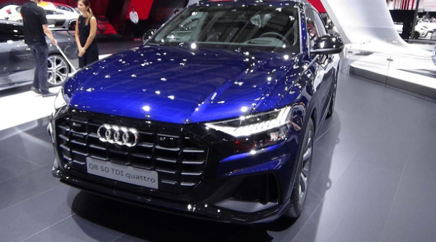 97 The Best 2020 Audi Q8 Exterior And Interior