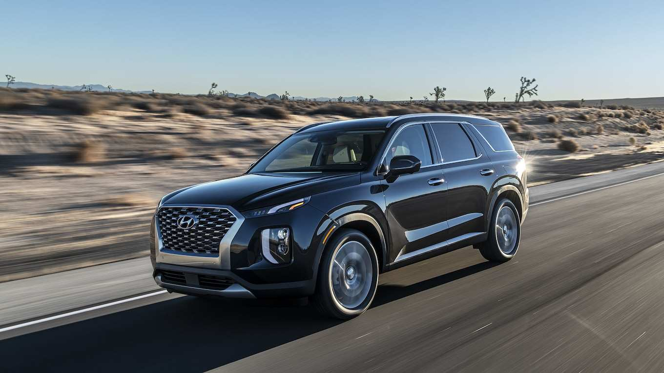 97 The Best 2020 Hyundai Palisade Dimensions Specs And Review