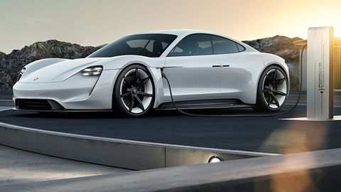 97 The Best 2020 Porsche Mission E Performance