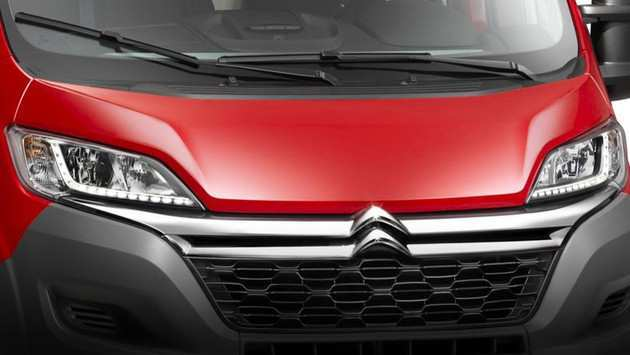 97 The Best Citroen Jumper 2019 Redesign And Concept