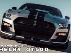 97 The Best Ford Shelby 2020 Gt500 Redesign and Concept