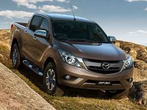 97 The Best Mazda Pickup Truck 2019 Spy Shoot