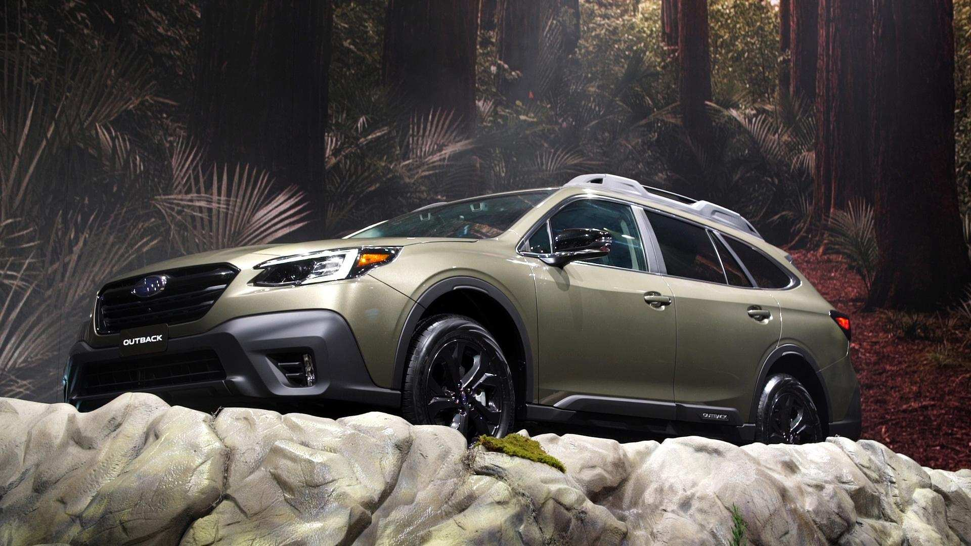 97 The Best Subaru Outback 2020 Release Review And Release Date