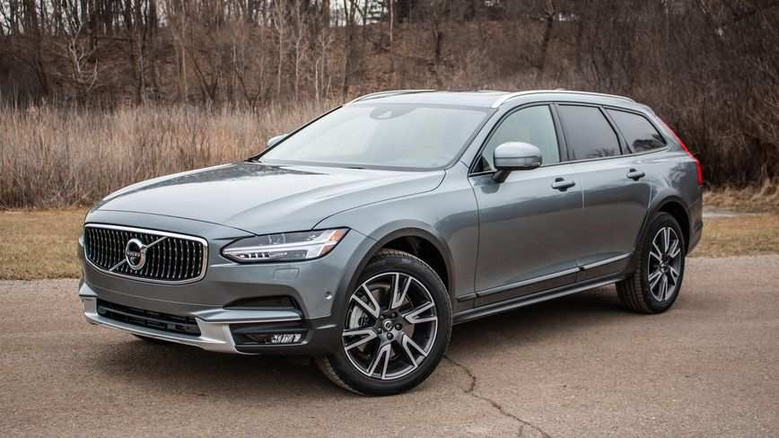 97 The Best V90 Volvo 2019 Overview