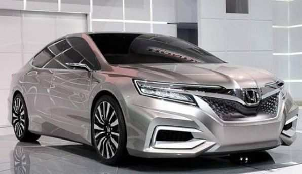 97 The Best What Will The 2020 Honda Accord Look Like Picture