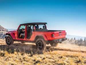 97 The Best When Is The 2020 Jeep Gladiator Coming Out Configurations