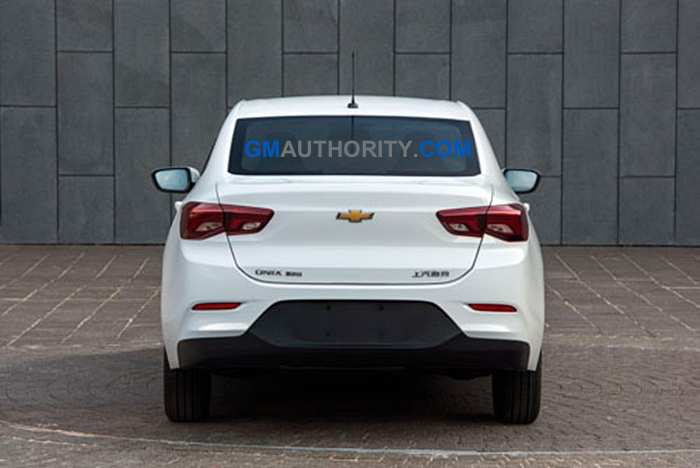 97 The Chevrolet Prisma 2020 Concept And Review