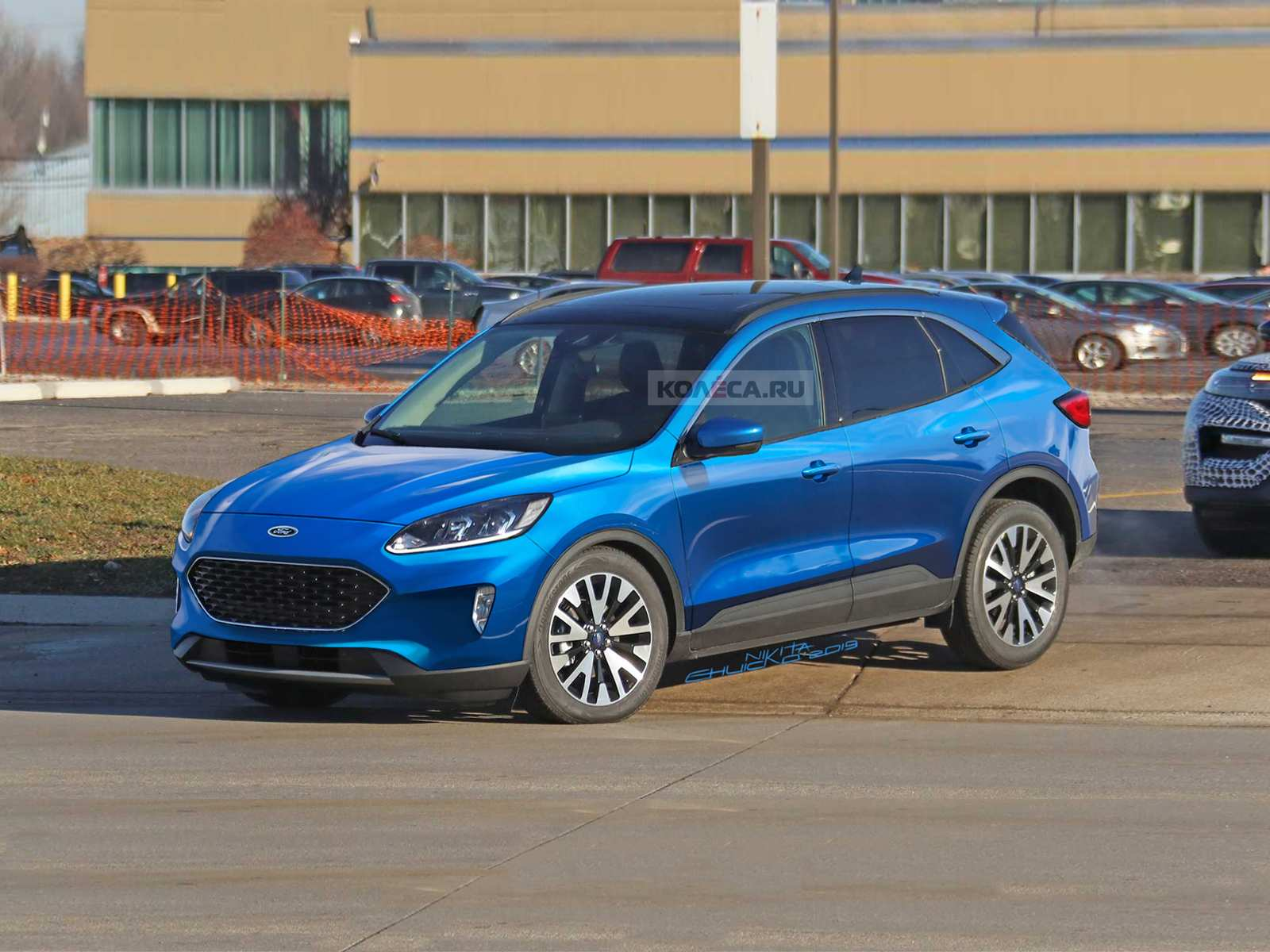 97 The Ford Kuga New 2020 Configurations