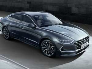 97 The Hyundai Sonata 2020 Price In India Model