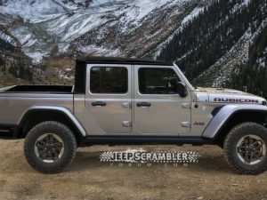 97 The Jeep Scrambler 2020 Concept