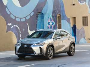 97 The Lexus Electric 2020 Redesign