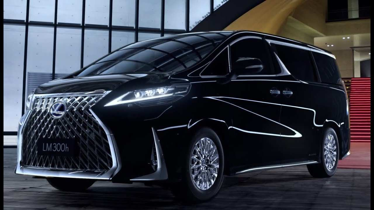 97 The Lexus Minivan 2020 Price Spesification