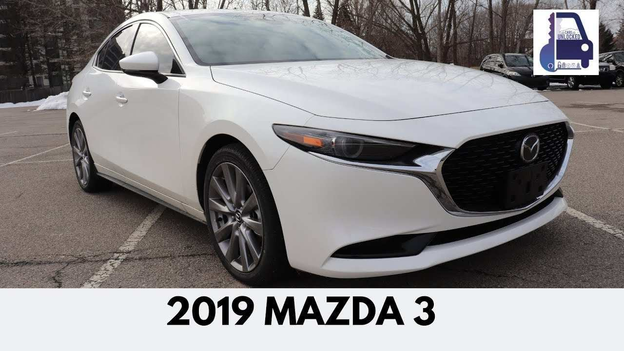 97 The Mazda 3 2019 Gt New Concept