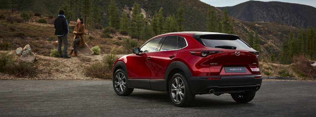 97 The Mazda Cx 30 2020 New Model And Performance