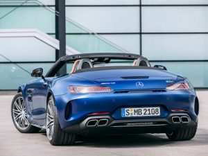 97 The Mercedes Gt 2019 Review and Release date