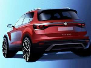 97 The Volkswagen New Suv 2020 Redesign