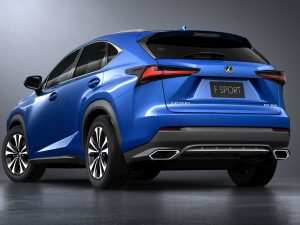 97 The When Will 2020 Lexus Nx Come Out Spy Shoot