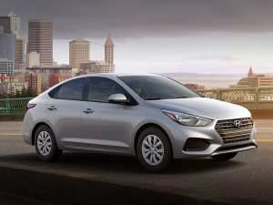 98 A 2019 Hyundai Accent Hatchback Review and Release date