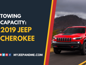 98 A 2019 Jeep Trailhawk Towing Capacity Spy Shoot