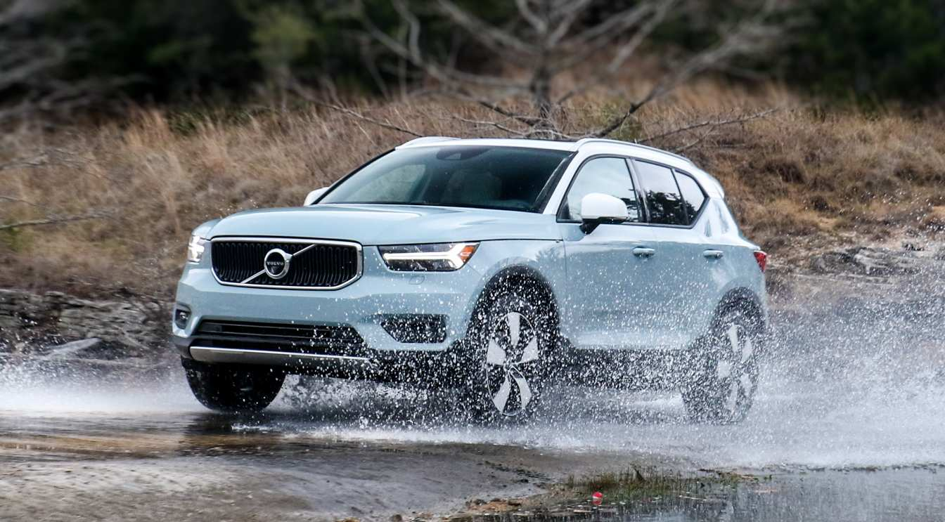 98 A 2019 Volvo Xc40 Owners Manual Review And Release Date